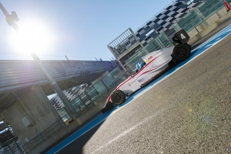 Stage-cockpit-Formel-Renault - Circuit Paul-Ricard