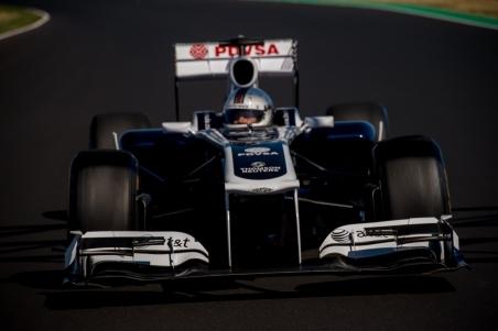 driving course RACING F1 Williams FW33 - 20 min E ( X2) + F1 laps - Circuit de Barcelona / Catalunya